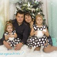 в новый год... :: Anna Dontsova