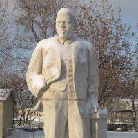 Ленин в парке искусств Музеон. :: Маера Урусова