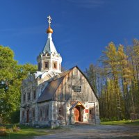 Муромцево Церковь :: Totono Dvorov