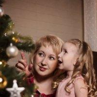 Анастасия Мартынова с дочуркой :: Елена Задко
