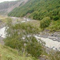 По пути к водопаду Тузлук-Шапа. Урочище Джилы-Су. :: Юлия Бабитко