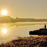 Утро на Сухоне :: Валерий Талашов