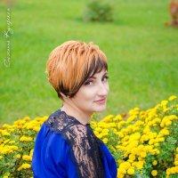 Натали - невеста :: Снежанна К