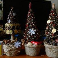 Новогоднее творчество :: Galina R