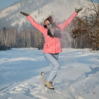Мороз и солнце; день чудесный... . :: Борис Коктышев