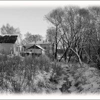Зима на улицах Торжка :: Леонид Иванчук