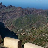 Spain 2015 Canary Tenerife-Masca 1 :: Arturs Ancans