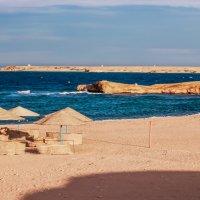 Пустынный пляж :: maxihelga ..............