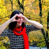 Загляни в мое сердце :: Алина Лисовская