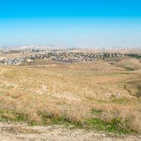 Пустынный пейзаж :: Тарас Леонидов