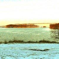 Зимние краски :: Олег