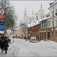 Снежок сыпет. :: Роланд Дубровский