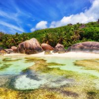 La Digue in Seychelles :: Lucky Photographer