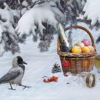 Со Старым,Новым годом,друзья! :: Алла Шевченко