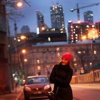 Ночной город :: Анна Земзерова