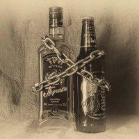 Скованные одной цепью или водка без пива-деньги на ветер... :: Анатолий. Chesnavik.