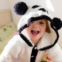 Счастье-панда :: Мария Серогодская