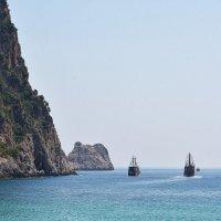 Пираты Средиземного моря :: Paparazzi
