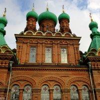Свято-Троицкий храм в Краснодаре :: Нина Бутко