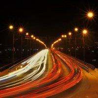 Ночная дорога :: Сергей Алексеев