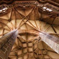 Готический собор Св.Лоренца (Нюрнберг, Германия) #3 :: Олег Неугодников