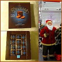 Шоколад из Москвы :: Вера