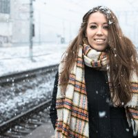 Снежно :: Galya Chikunova
