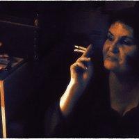 Портрет дамы с сигаретами :: Станислав Лебединский