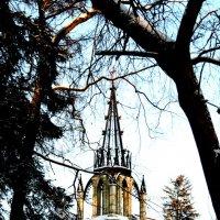 Церковь :: Дмитрий Синявский