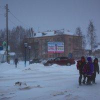 Вечер-13 января :: Валентин Кузьмин