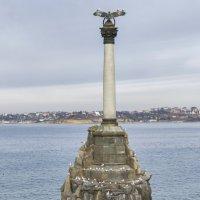Памятник затопленным кораблям :: Игорь Кузьмин