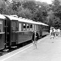 Детская железная дорога в Горьком. 1970 год :: alek48s