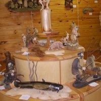 В  музее деревянного зодчества :: Виктор Мухин