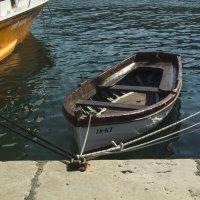 Лодка :: Евгений Лебедь