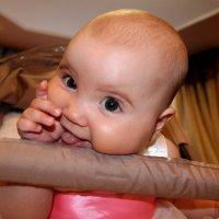 Радость младенца... :: Алина Лисовская