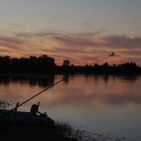 последний закат уходящего лета :: Сергей Дорохов