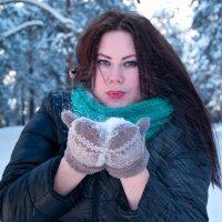 Зимняя сказка :: Ольга