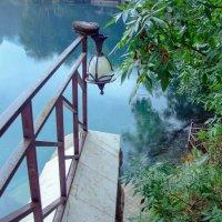 Нижнее голубое озеро (Церик-Кёль, Черек-Кёл)... КБР... :: Юлия Бабитко