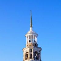 Торжок. Борисоглебский монастырь. Церковь Спаса Нерукотворного Образа. :: Ирина Шурлапова