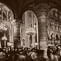 Notre Dame de Paris :: Алекс Дрожжин