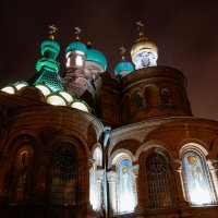 Свято-Троицкий собор, Краснодар :: Андрей Майоров