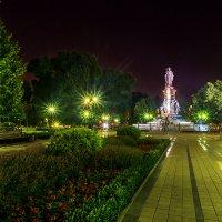 Краснодар. Памятник Екатерине. :: Александр Хорошилов