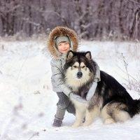 Лиза и Низар :: Татьяна Абдурахманова