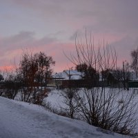 Вечернее небо :: Юрий