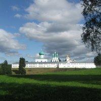 Свято-Троицкий Александра Свирского мужской монастырь :: Алина Шевелева