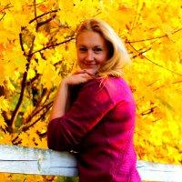 Мисс осень :: Алина Лисовская