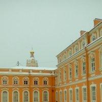 Александра-Невская Лавра. (Санкт-Петербург) :: Светлана Калмыкова