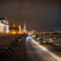 Дрезден ночью :: Вадим Лячиков
