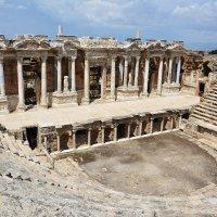 Амфитеатр Иераполиса :: Paparazzi