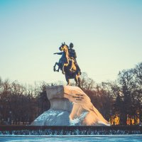 Памятник Петру I :: Евгения Назарова